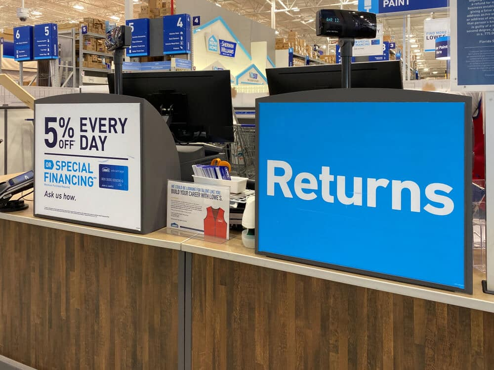 Can You Return An Item To A Different Store Location Answers By Retailer First Quarter Finance