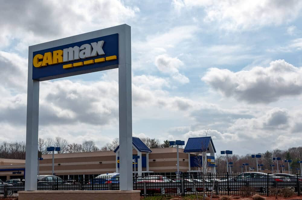 CarMax dealership