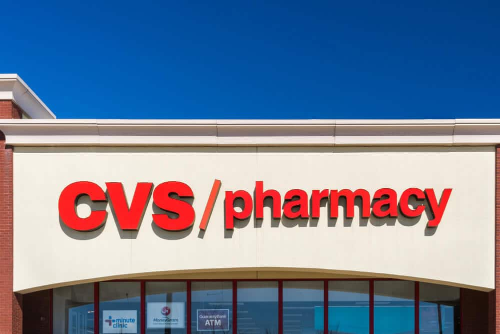 CVS Pharmacy sign