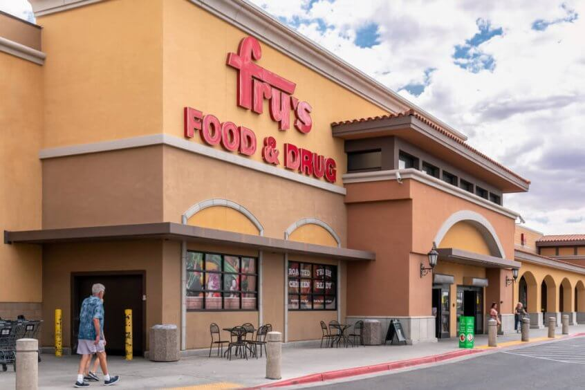 Fry's Food Stores storefront