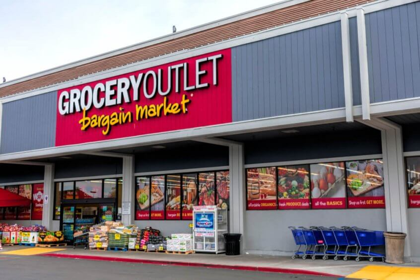 Grocery Outlet storefront