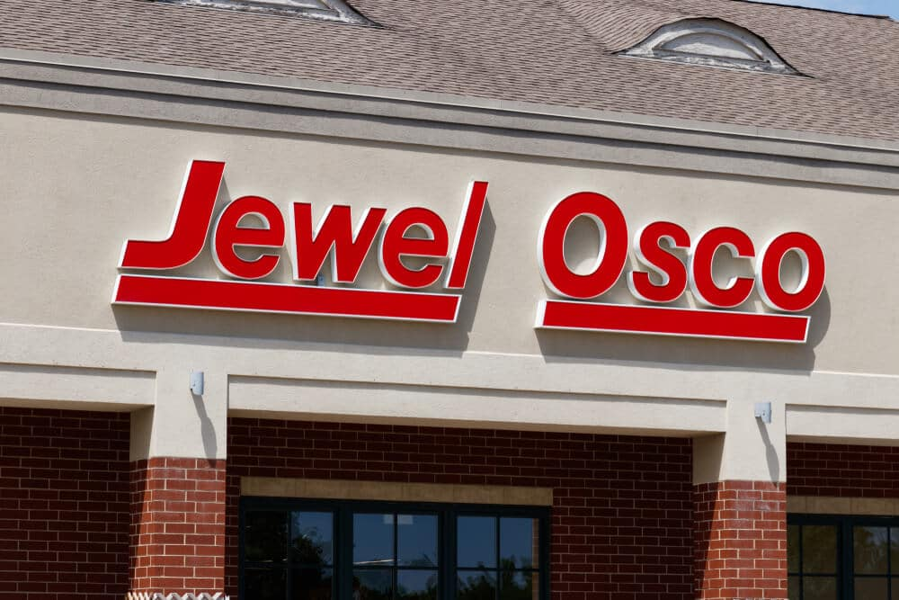 Jewel-Osco sign