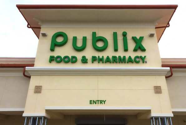 Publix Coin Machine: Does Publix Have Coinstar? Availability Explained