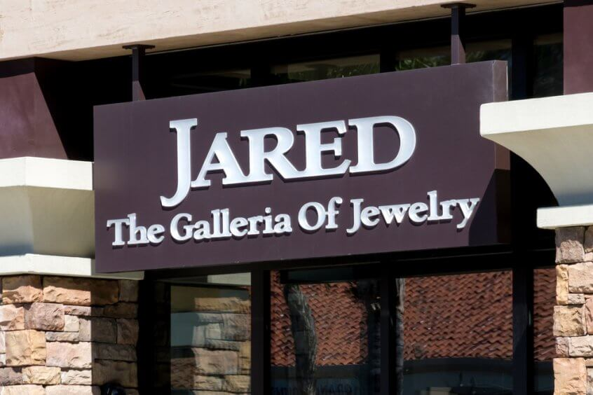 Jared The Galleria Of Jewelry storefront
