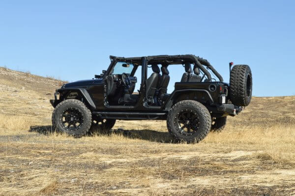 Is It Legal to Drive a Jeep Without Doors? Answered