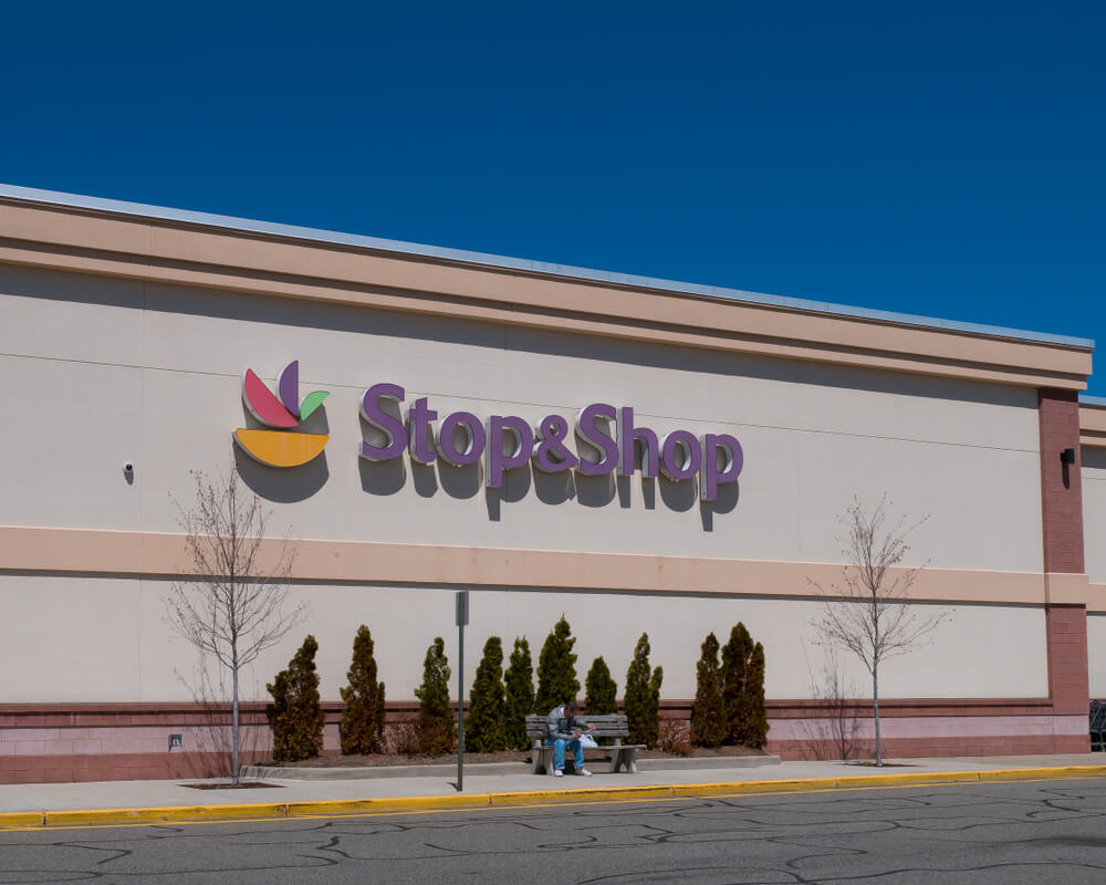 Stop & Shop storefront