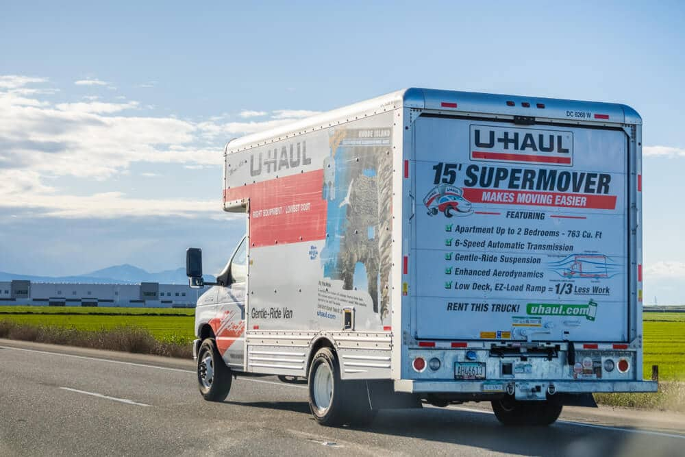 Moving Truck Rentals One Way Unlimited Mileage >> Does U-Haul Have Unlimited Miles? U-Haul Unlimited Miles Policy
